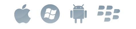 Supported Platforms Icons
